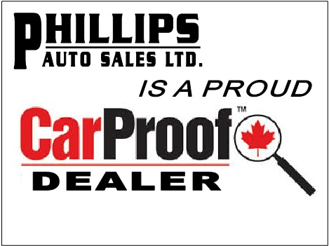 Ask For A CarProof Report!